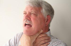 Во время приступа ощущается сильная нехватка воздуха