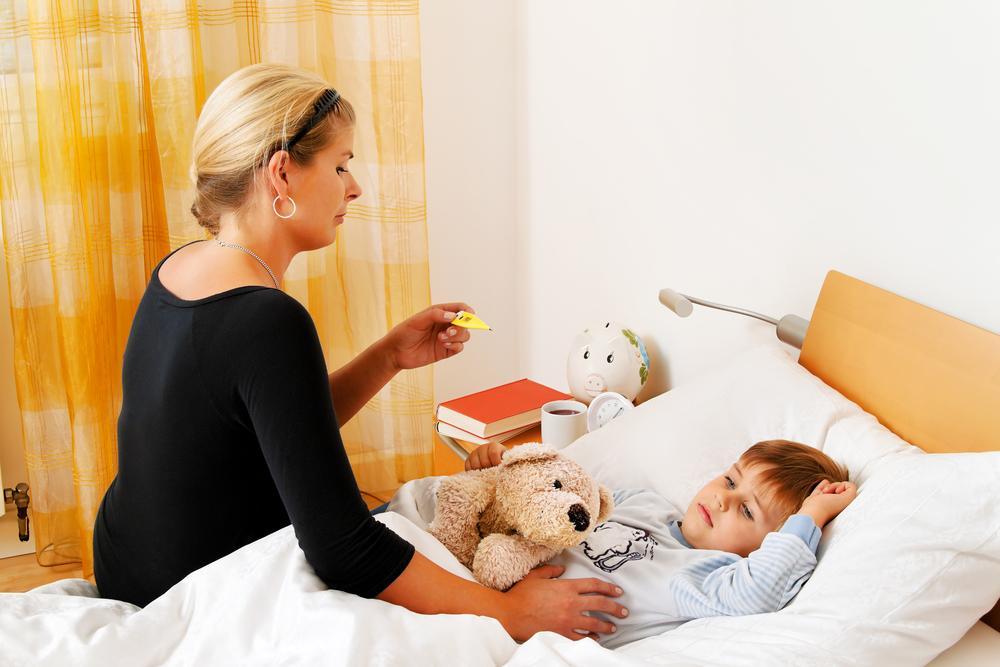 В случае если повышенная температура держится несколько дней, применение антибиотиков необходимо