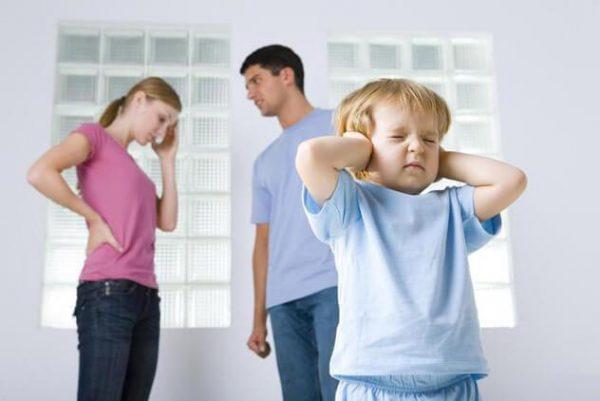 Боль в животе у ребенка может возникнуть в результате стрессовой ситуации