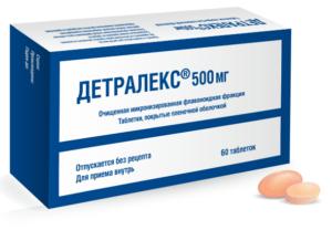Препарат Детралекс