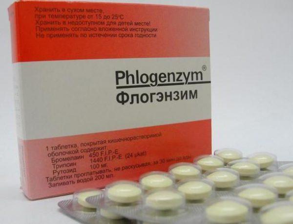 Препарат Флогэнзим