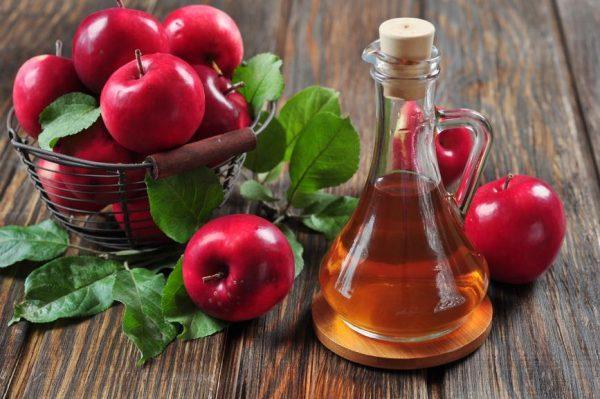 Яблочный уксус способен устранить боль от варикозного расширения вен