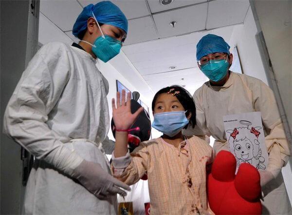 Впервые птичий грипп появился в Китае