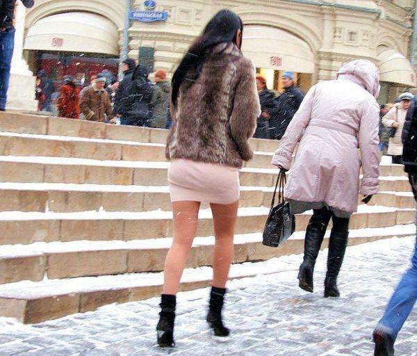 Всегда одевайтесь по погоде