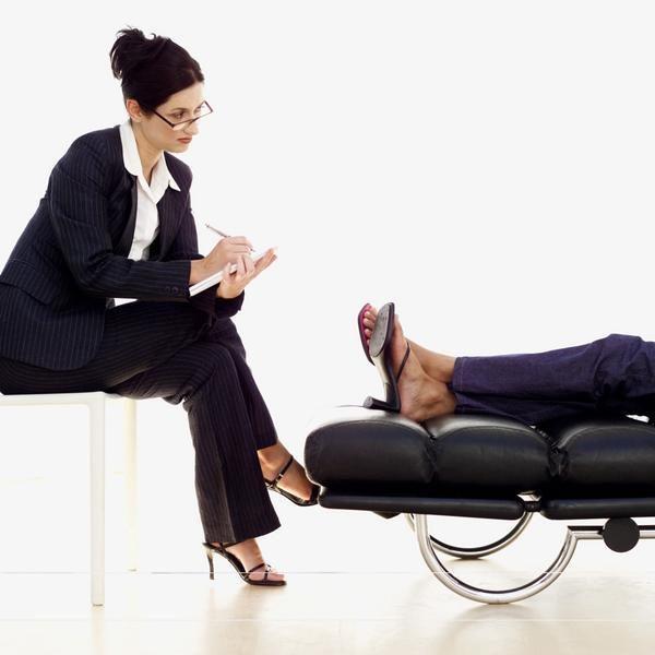 В кабинете психолога