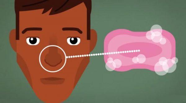 Заложенность носа доставляет малышу много неудобств