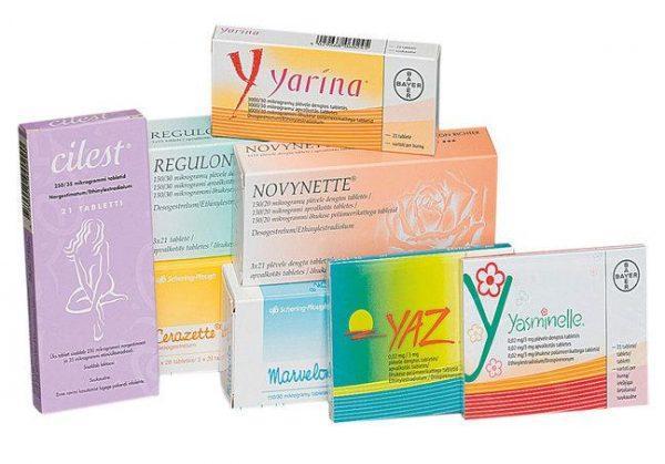 Контрацептивы для лечения мастопатии
