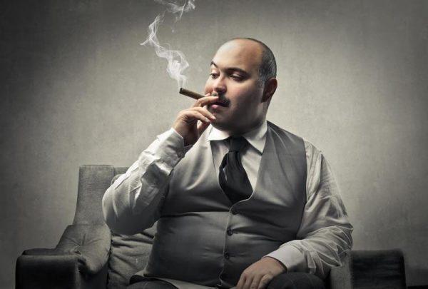 Курильщики находятся в группе риска