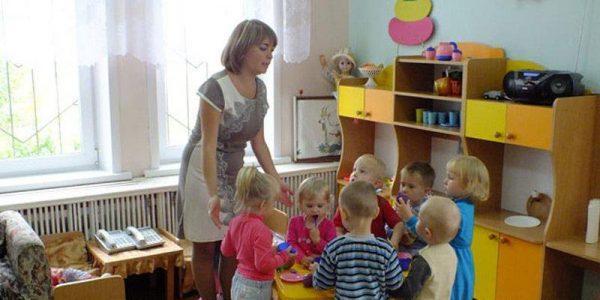 Люди, больные псориазом, могут работать в детских образовательных учреждениях