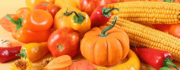 Людям, склонным к депрессивным расстройствам, врачи советуют ежедневно употреблять фрукты или овощи желтого и красного цвета
