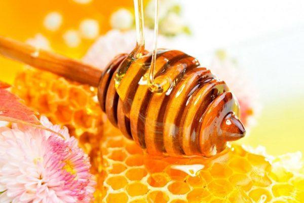 Мед оказывает противовоспалительный эффект