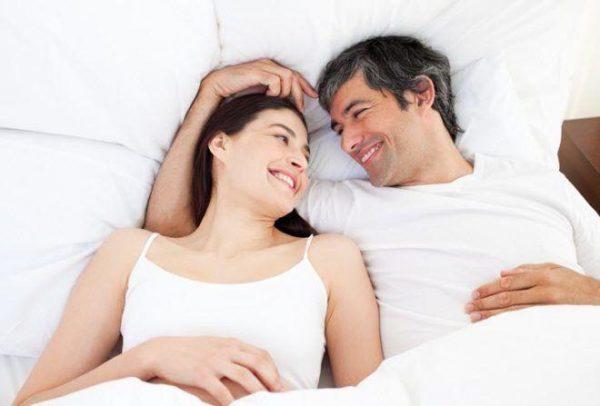 Моральная поддержка полового партнера