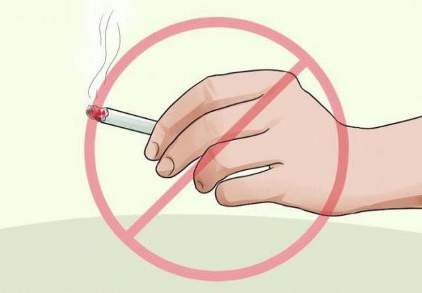 Основная причина возникновения бронхиальной астмы - курение
