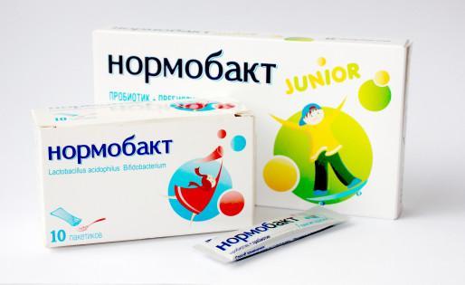 Пребиотик Нормобакт