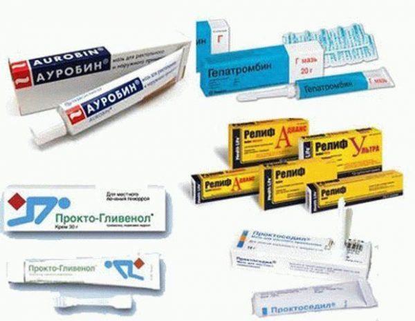 Препараты для лечения зуда в заднем проходе