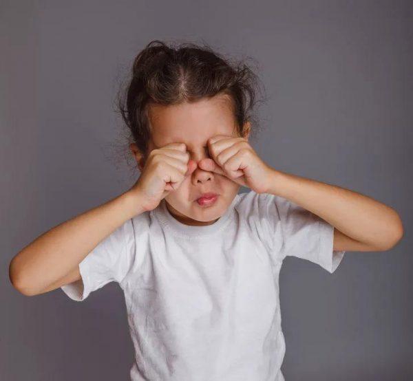 Ребенок не всегда может описать испытываемые ощущения