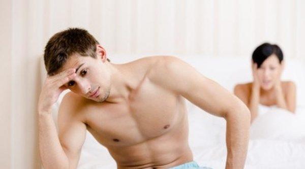 Снижение сексуального влечения у мужчины