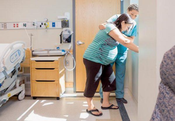 Соблюдение режима во время беременности также имеет большое значение