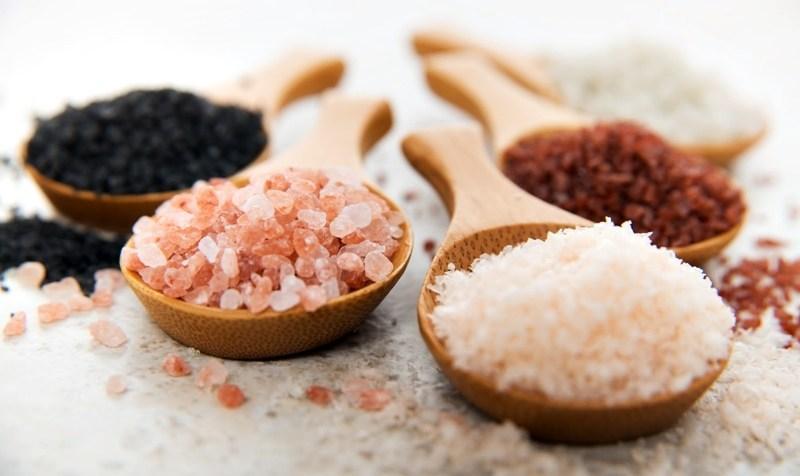 Соль – отличное средство для лечения прыщей и кожных заболеваний ...