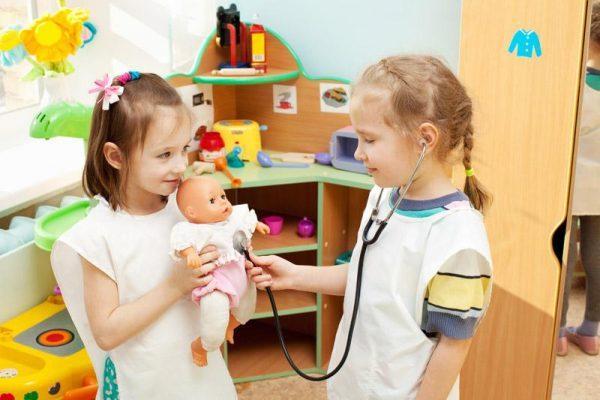 Среди детей инфекции быстро распространяются