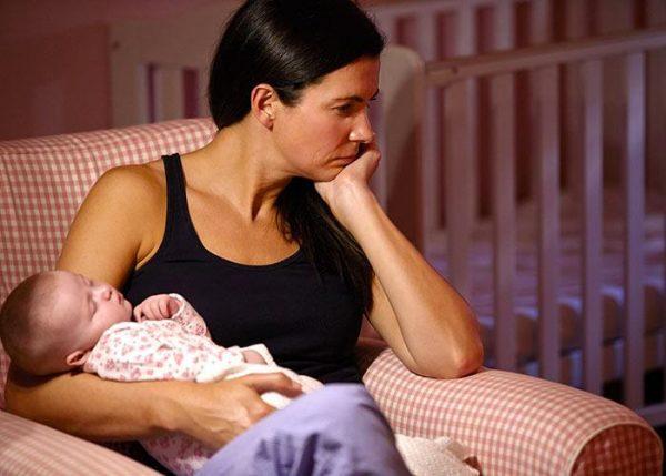 У ребенка курящей матери могут быть серьезные проблемы