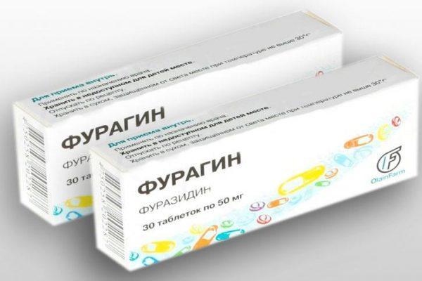 Фурагин оказывает противовоспалительное и антимикробное воздействие