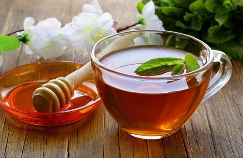 Чай с медом - эффективное средство для увеличения потенции