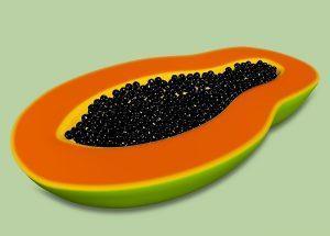 Семена папайи