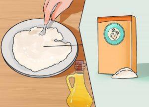 Касторовое масло и сода