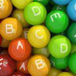 Витамины A, E, K и C