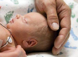 Гематома на голове у новорожденного