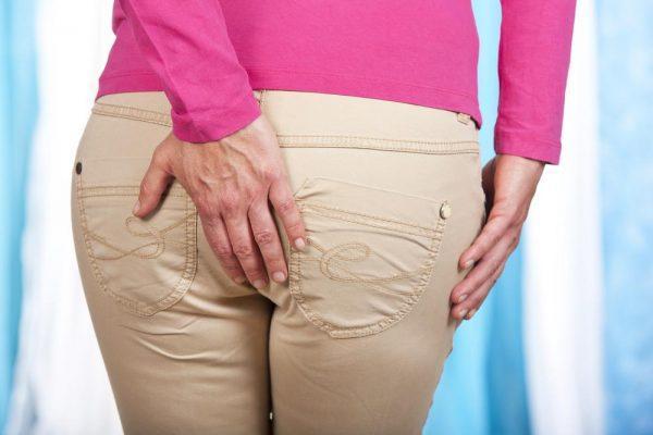 Зуд в области ануса может сигнализировать о периональном дерматите