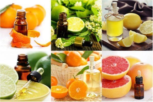 Какие эфирные масла способствуют похудению