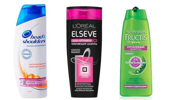Какой шампунь лучше от выпадения волос? Ищите ответ здесь!