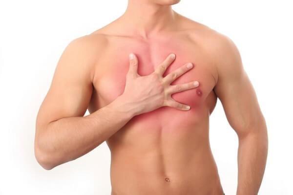Как проявляется воспаление легких