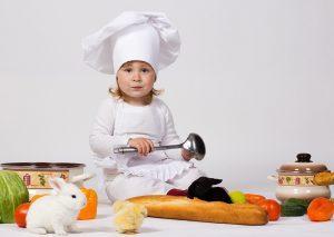 Контролируйте рацион своего ребенка