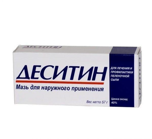 Крем Деситин