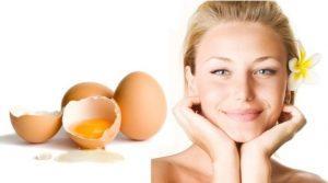 Куриные яйца от выпадения волос