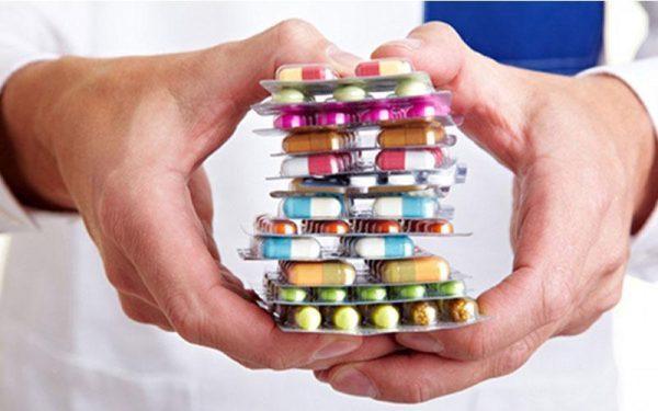 Лечение гастрита и язвы желудка - препараты