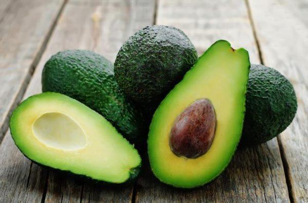 Лидером по содержанию цинка и хрома среди овощей и фруктов является авокадо