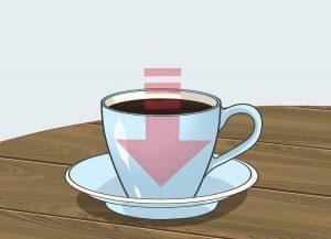 Минимизируйте количество потребляемого кофеина