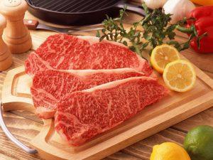 Много белка и важнейших аминокислот содержится в парном мясе