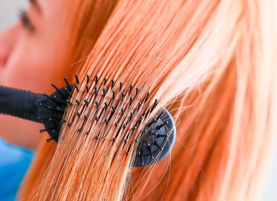 Маски для волос жирных у корней и сухих у кончиков