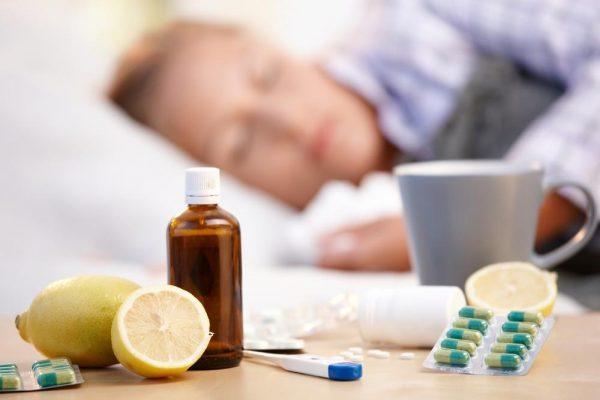 Падение защитных сил организма вызвано дефицитом полезных веществ и витаминов из-за наличия глистов