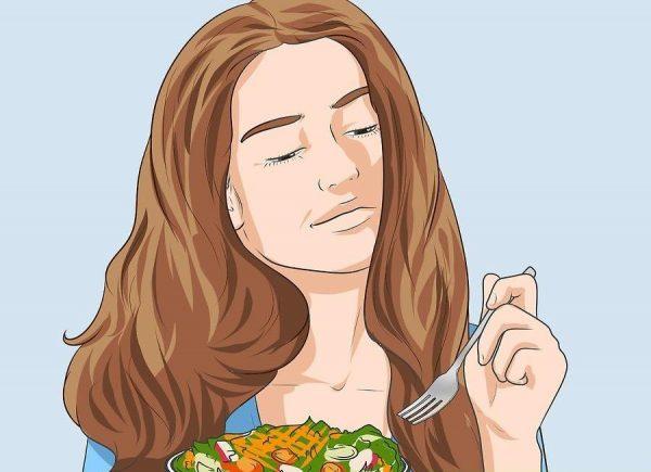 Питайтесь здоровой пищей