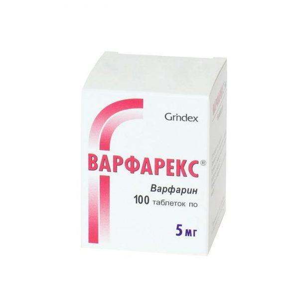 Препарат Варфарекс