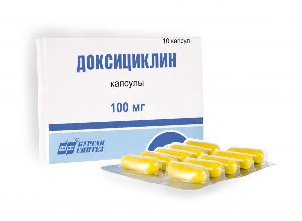 Препарат Доксициклин зарекомендовал себя в борьбе с пероральным дерматитом и сопутствующими ему симптомами