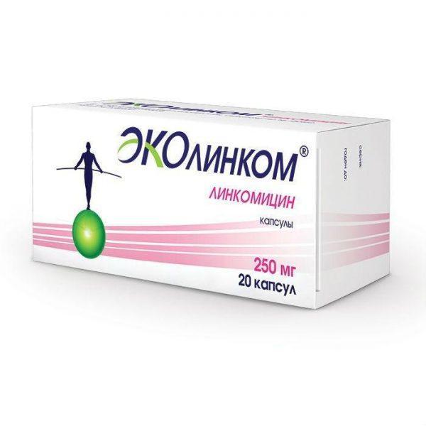 Препарат Эколинком