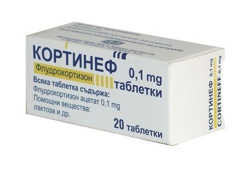 При лечении Флудрокортизоном требуется постоянно контролировать содержание калия в крови