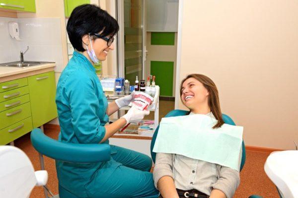 Своевременная санация ротовой полости помогает предотвратить аппендицит